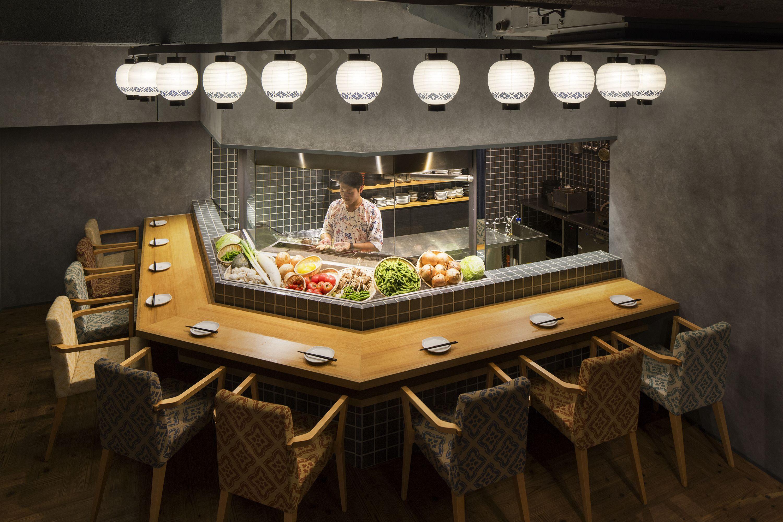 Hakataya Daikichi 日本料理店の設計 レストランのデザイン