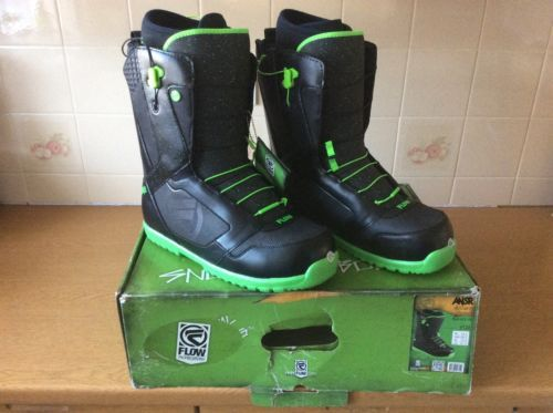 Flow ansr #snowboard #boots, new #boxed, u.k. 13,  View more on the LINK: http://www.zeppy.io/product/gb/2/222234535374/