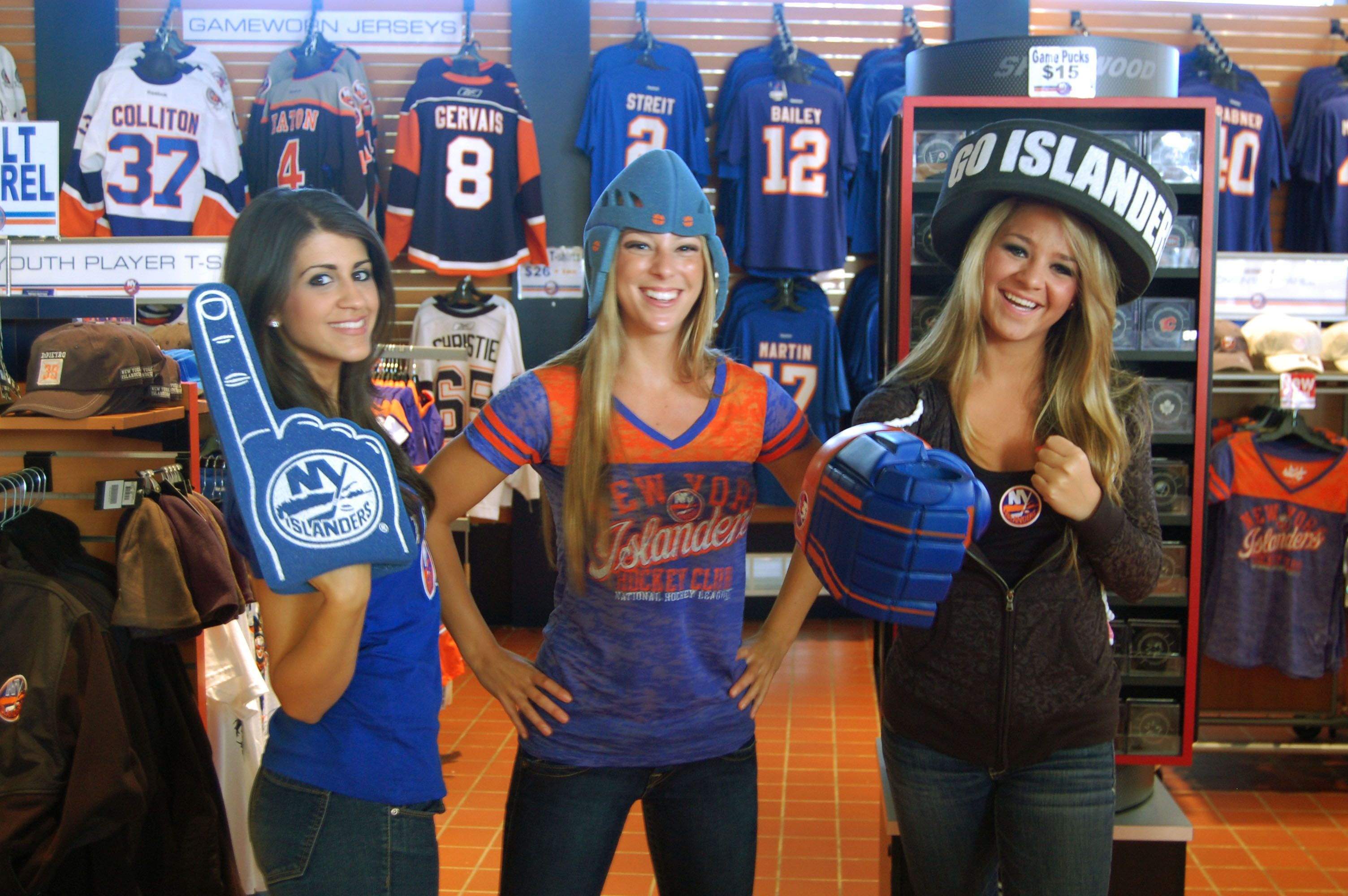 finest selection 60e52 bcb3d All items available at the Islanders Team Store at Nassau ...