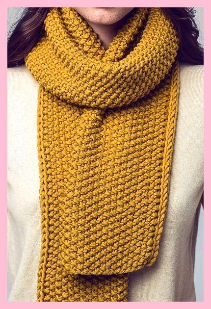 Photo of Der Neuen: Gebreide sjaal in perenpatroon – kostenlose Anweisungen – Initiatief handgemaakt, #g …