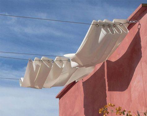 Magnifique tonnelle DIY pour terrasse extérieure Backyard, Clever