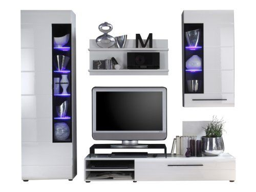 tv schrank weiß hochglanz 250 Deutschland Produkte