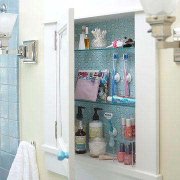 Room-by-Room Organization Tips -- Better Homes & Gardens -- BHG.com