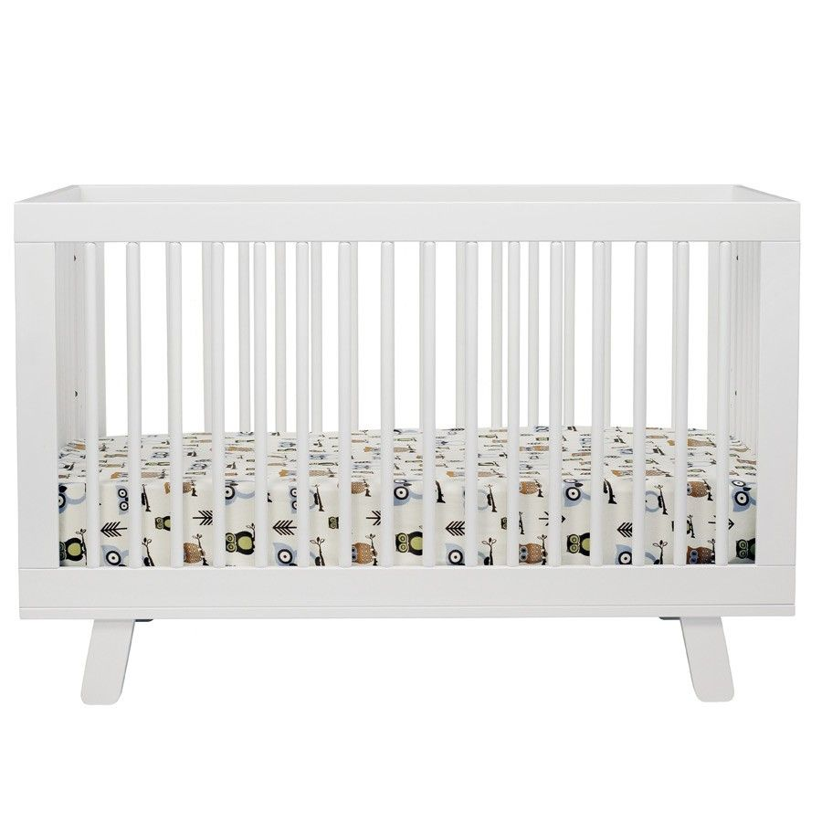 Babyletto Hudson 3-in-1 Convertible Crib with Toddler Bed Conversion ...