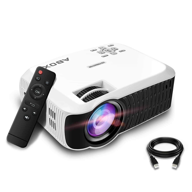 Top 10 Best Gaming Projectors In 2018 Topreviewproducts Video Projector Projector Gaming Projector