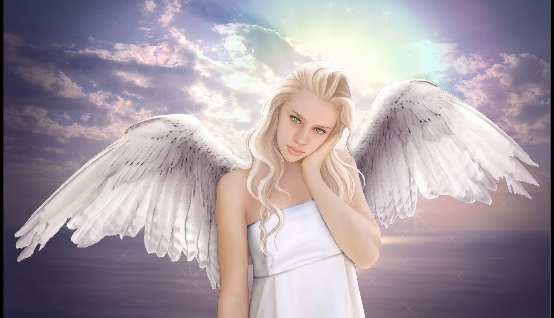 White Angel Nude Photos 38