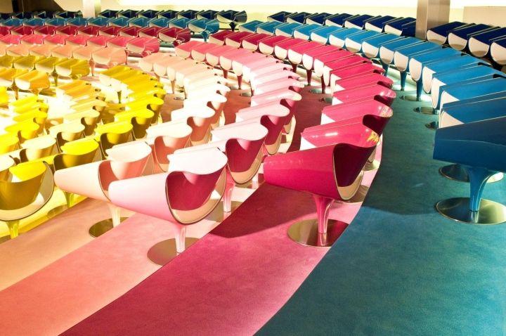 Media Plaza 2.0 auditorium, Utrecht – Netherlands » Retail Design Blog