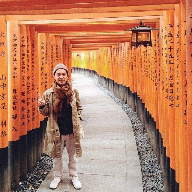 Fushimi-Inari Shrine, Japan