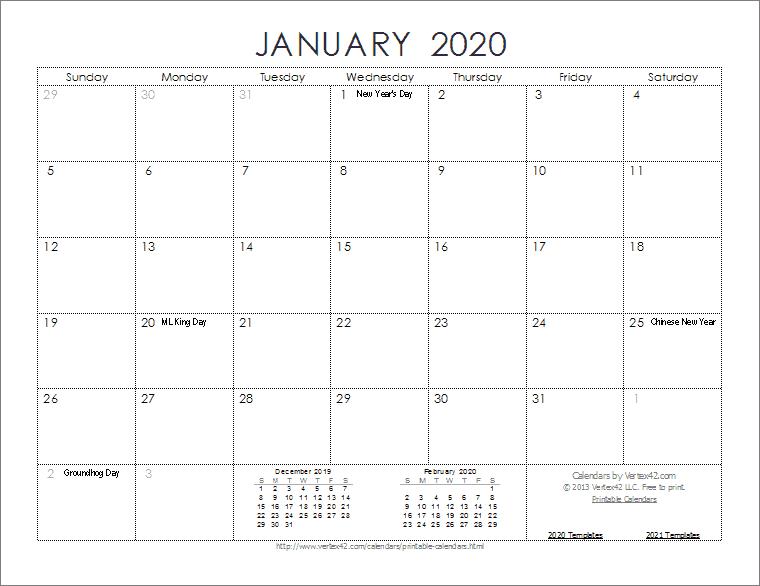 Get The 2020 Ink Saver Calendar For Google Sheets Monthly Calendar Printable Free Calendar Monthly Calendar