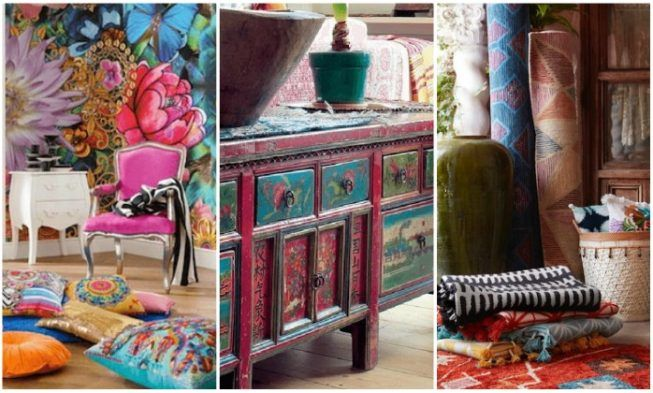 Bohemian Style Decoration Home decor Pinterest