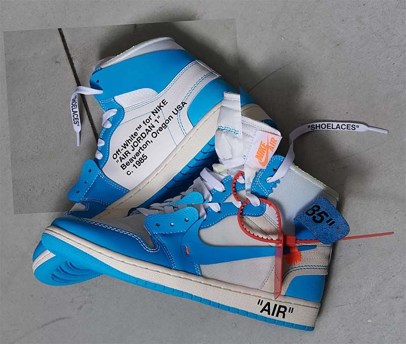 16480e42ed63 NIKE x Virgil Abloh (OFF-WHITE) AIR JORDAN 1 RETRO HIGH OG NRG ...