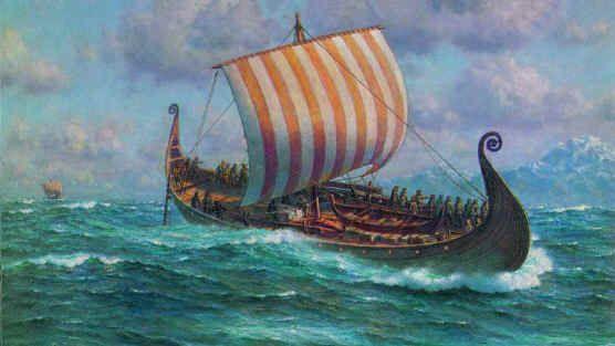 Viking Boat Drakkar Plans Free Ship Plans Viking Longship Longship Viking Longboat