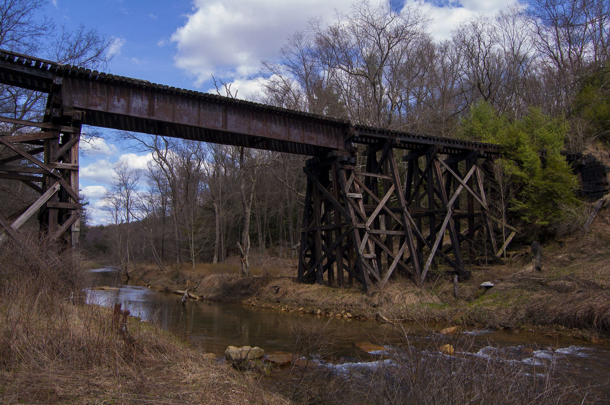 Shippenville Trestle 2 In 2019 Clarion County Pa