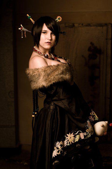 Pin en Cosplay: Lulu, Final Fantasy X