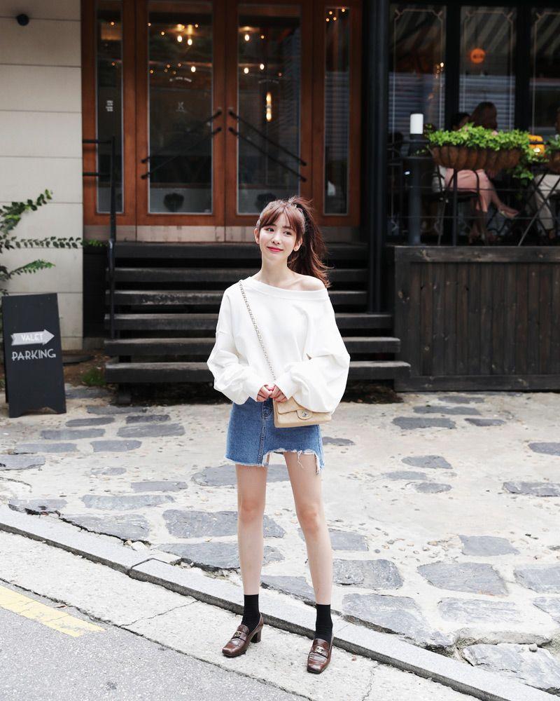 DahongMT style lookbook Soyeon Korean Outfits Pinterest