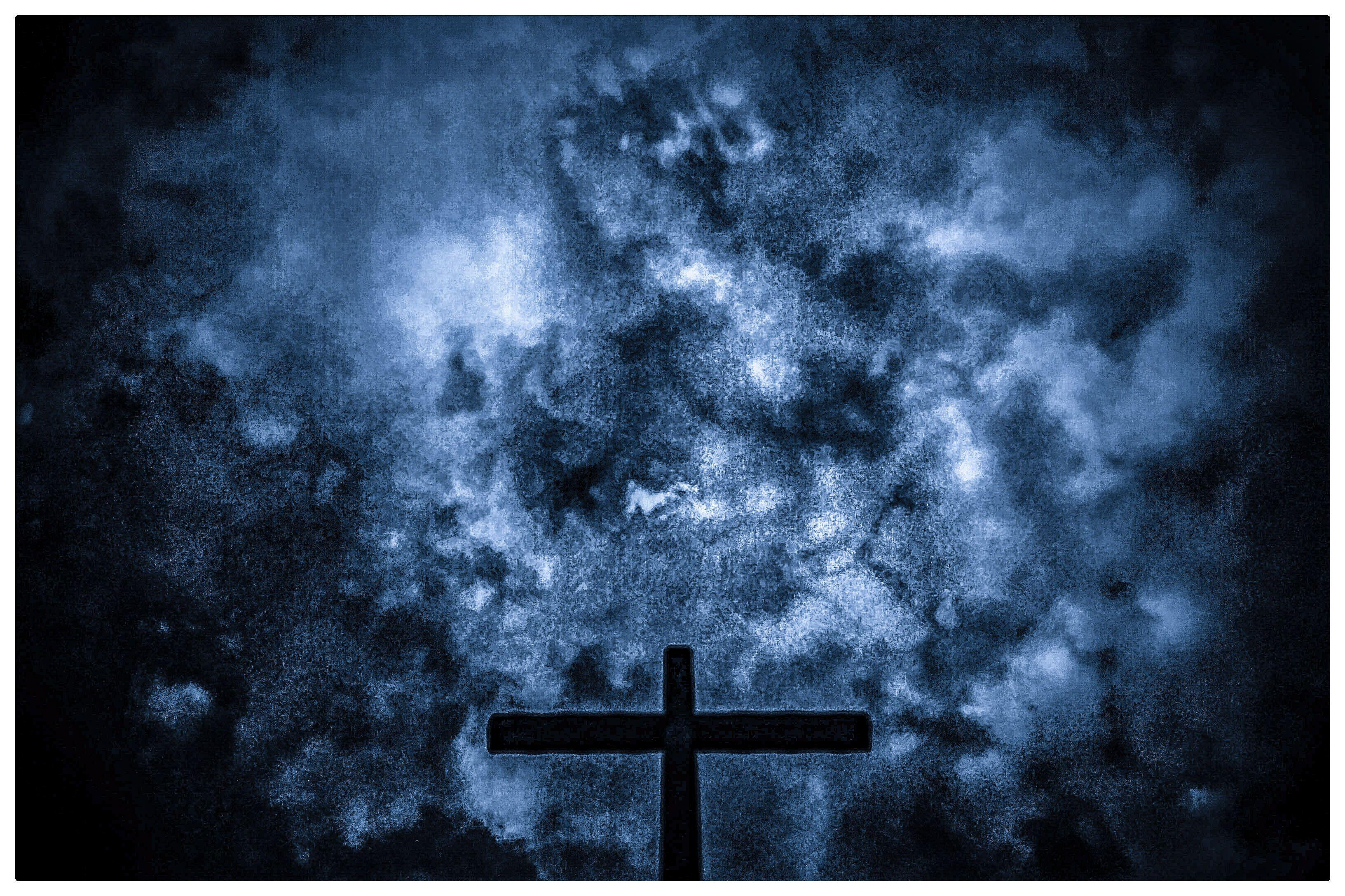 ... faith on troubled skies