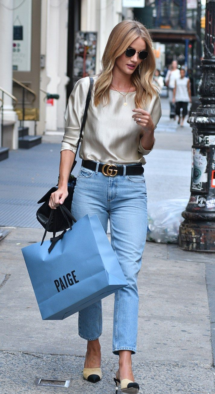 Style street celebrity fall outfits images