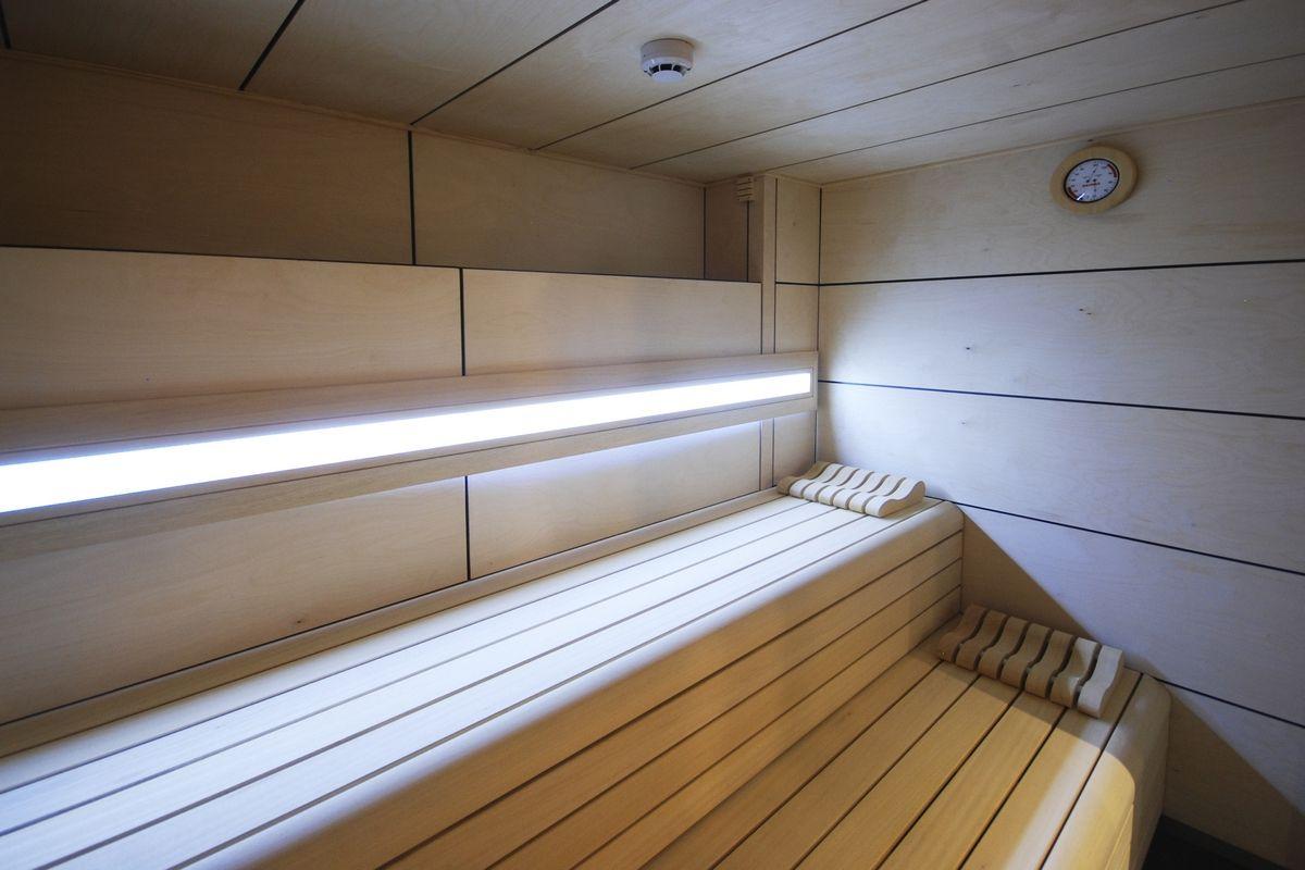 Sauna Finlandesa Paris By Inbeca Finlandesas