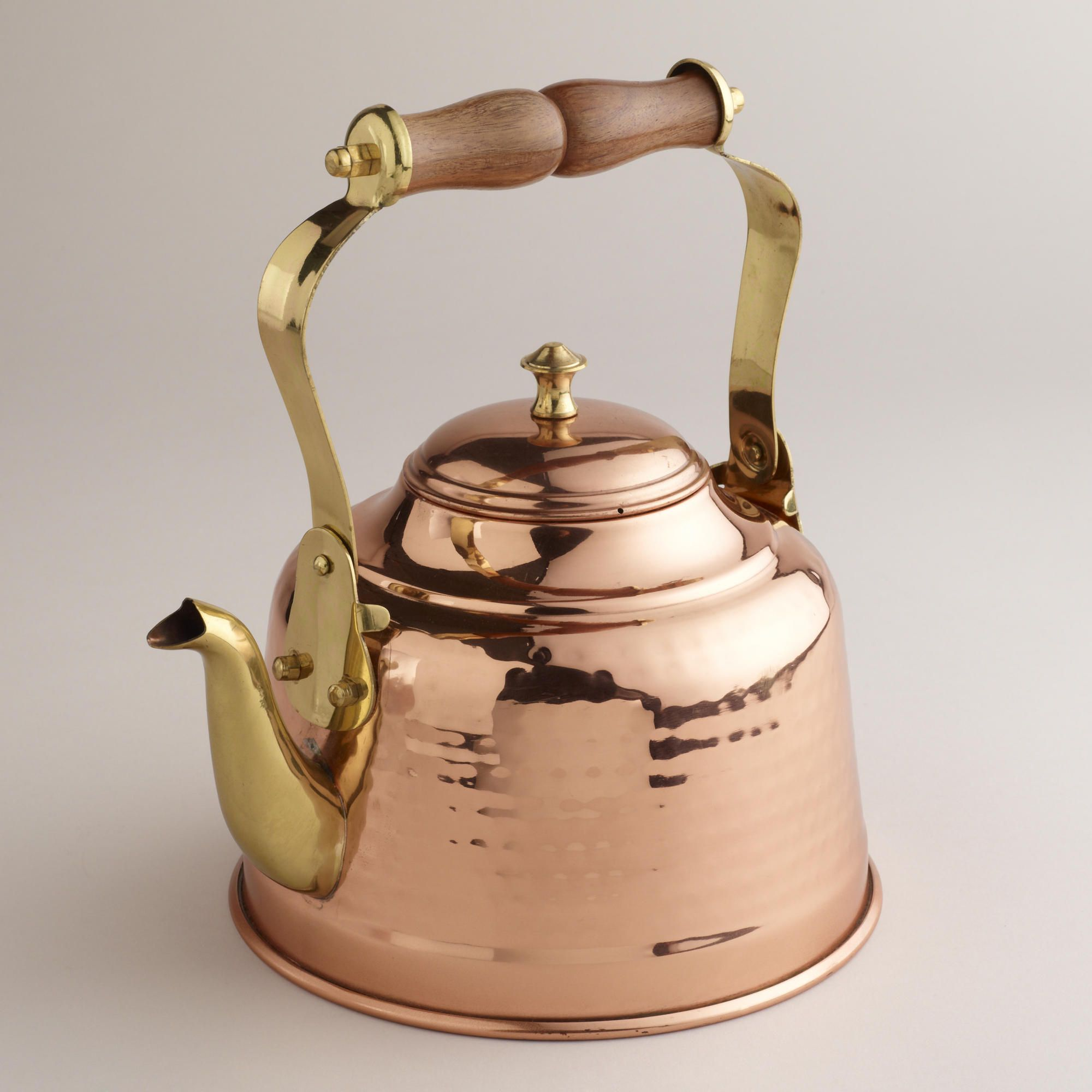 Beautiful Teapot Hammered Copper Tea Kettle Soooo Beautiful But Sadly