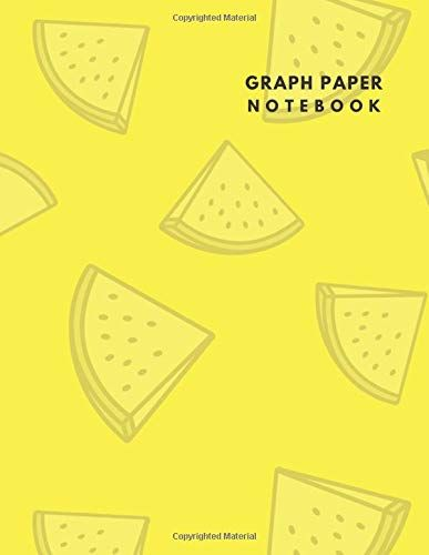 Graph Paper Notebook: graph paper composition notebook ...