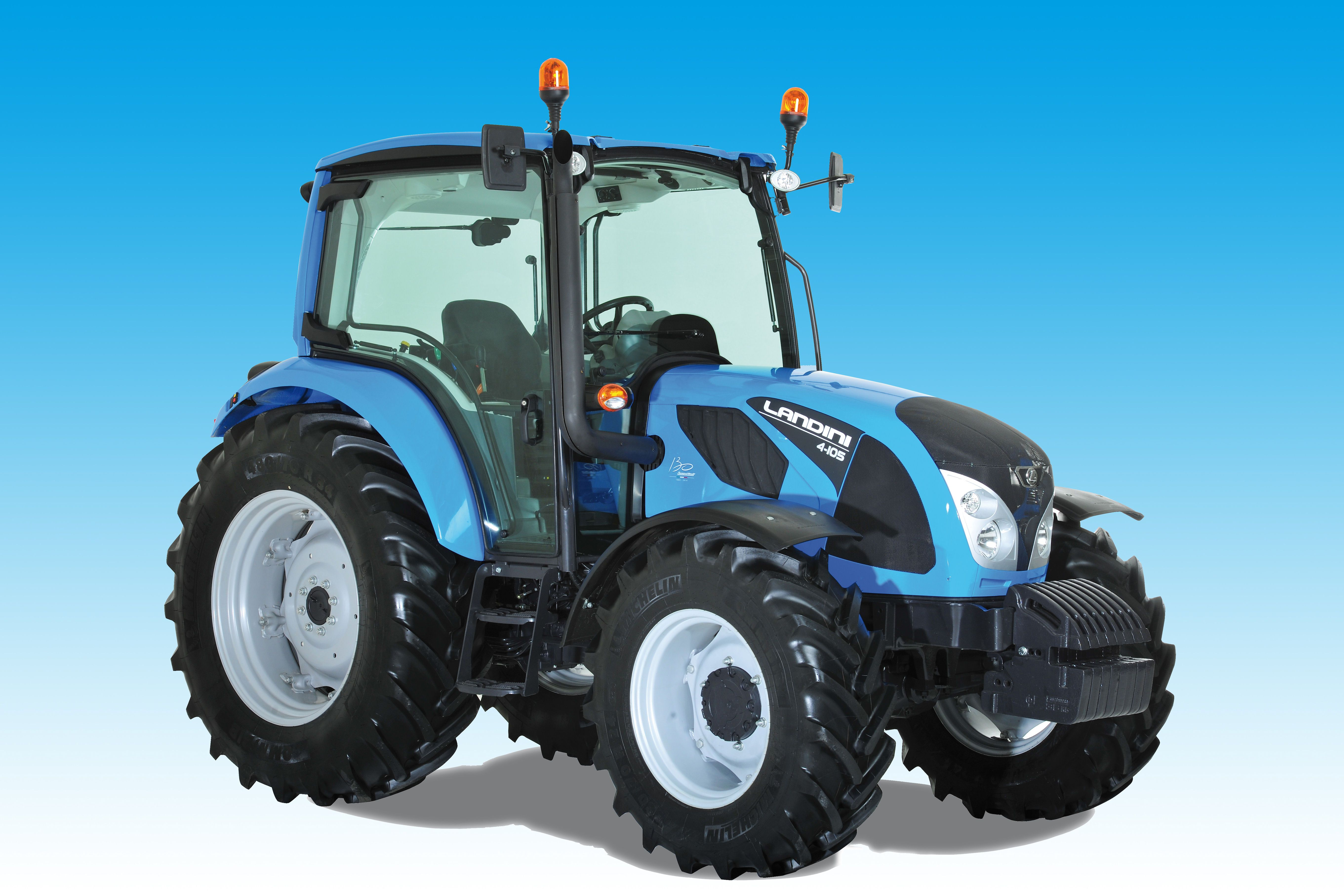 Tractors, 50th, Birds