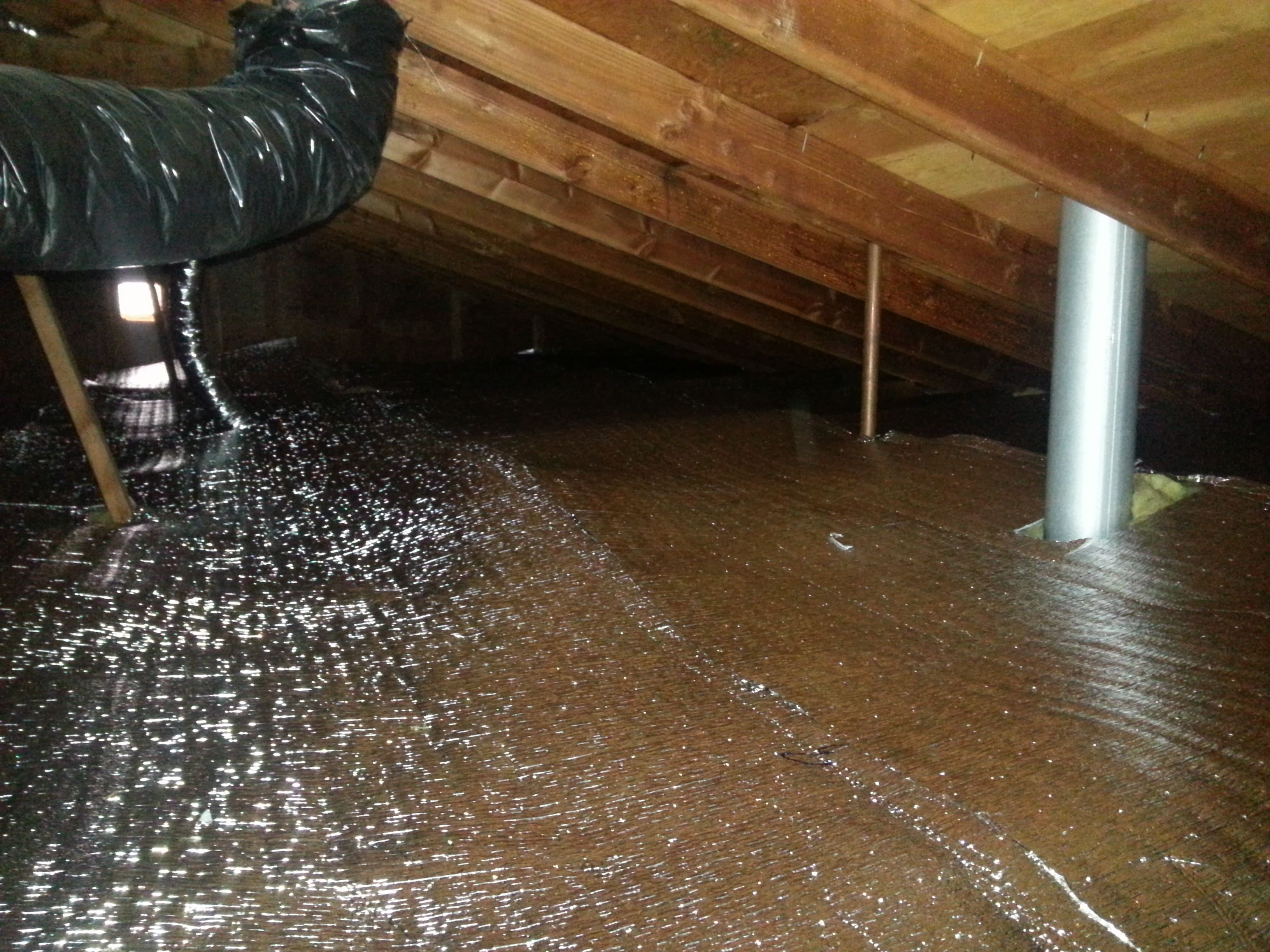 4 Things You Need To Know About Radiant Barriers Attic Renovation Attic Doors Attic Flooring