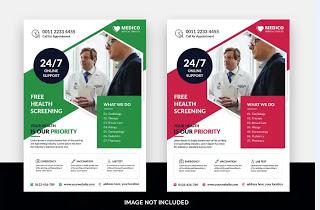 تحميل بروشورات وفلايرات جاهزة للتعديل Flyer Template Flyer Design Templates Brochure Layout