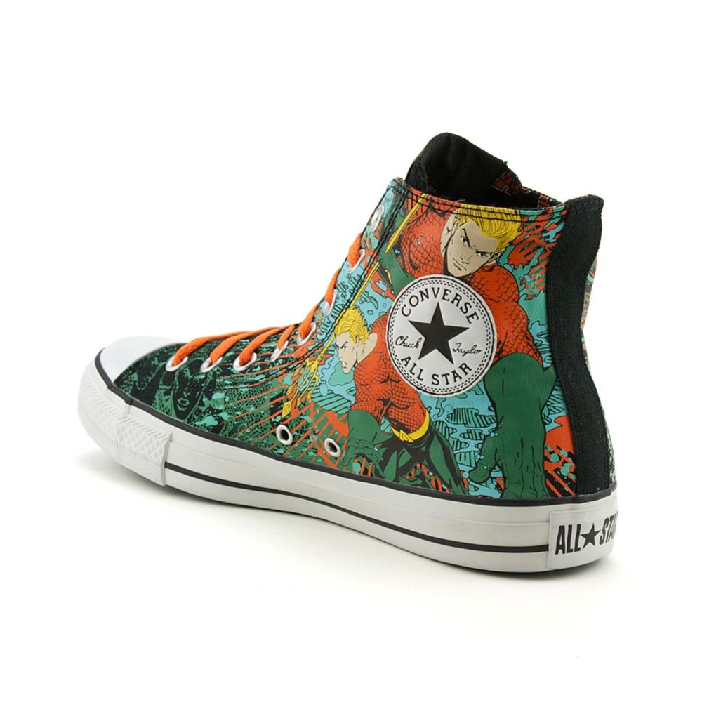 388a87b70b1b Converse All Star Aquaman Hi Athletic Shoe