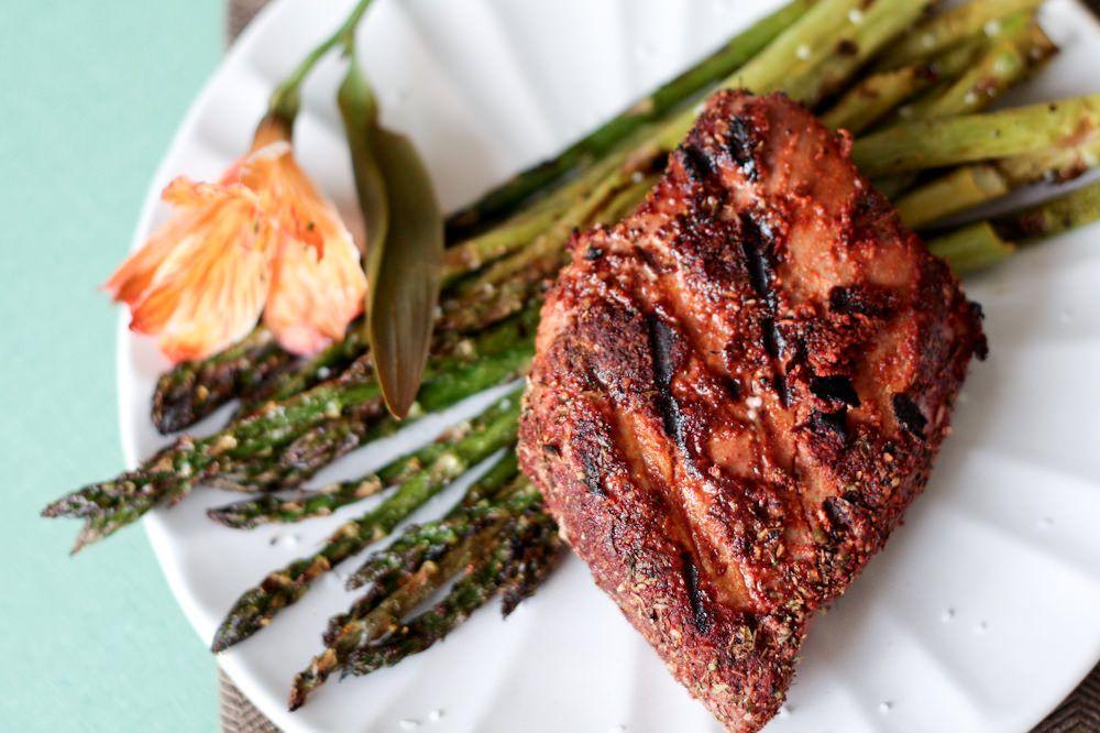 Blackening Seasoning Recipe Fish Varieties Yellowfin Tuna And Steaks