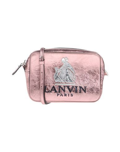 LANVIN . #lanvin #bags #shoulder bags #hand bags #leather #