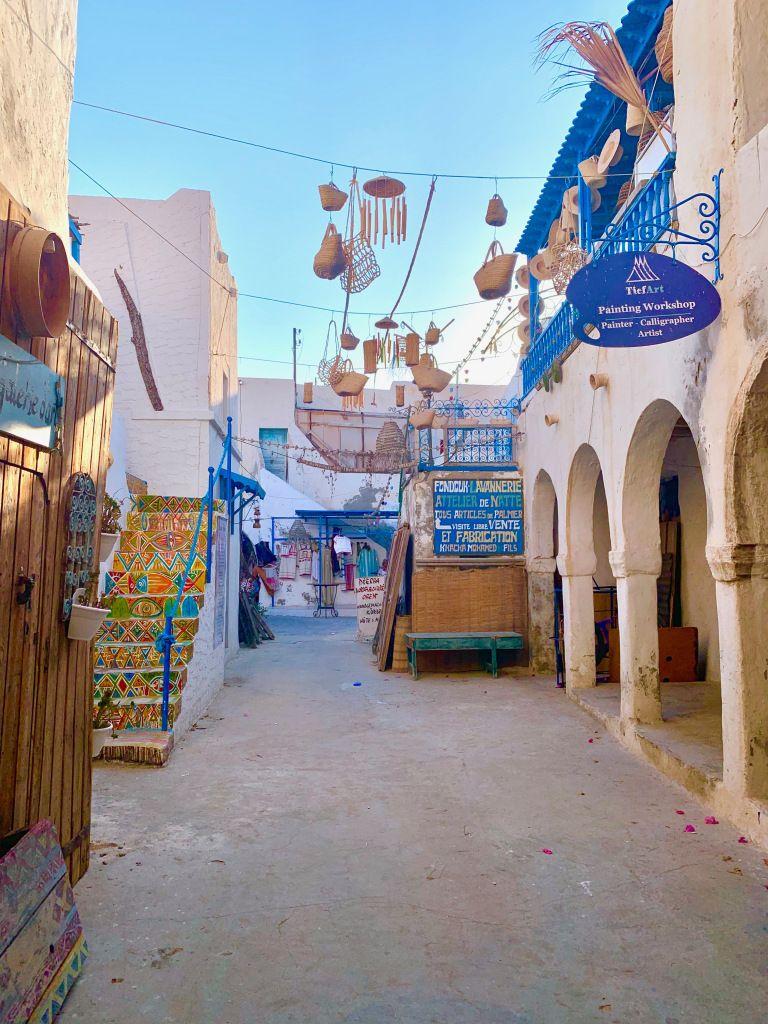 Djerba Isla De Los Sueños Island Of Dreams Islas Island Túnez