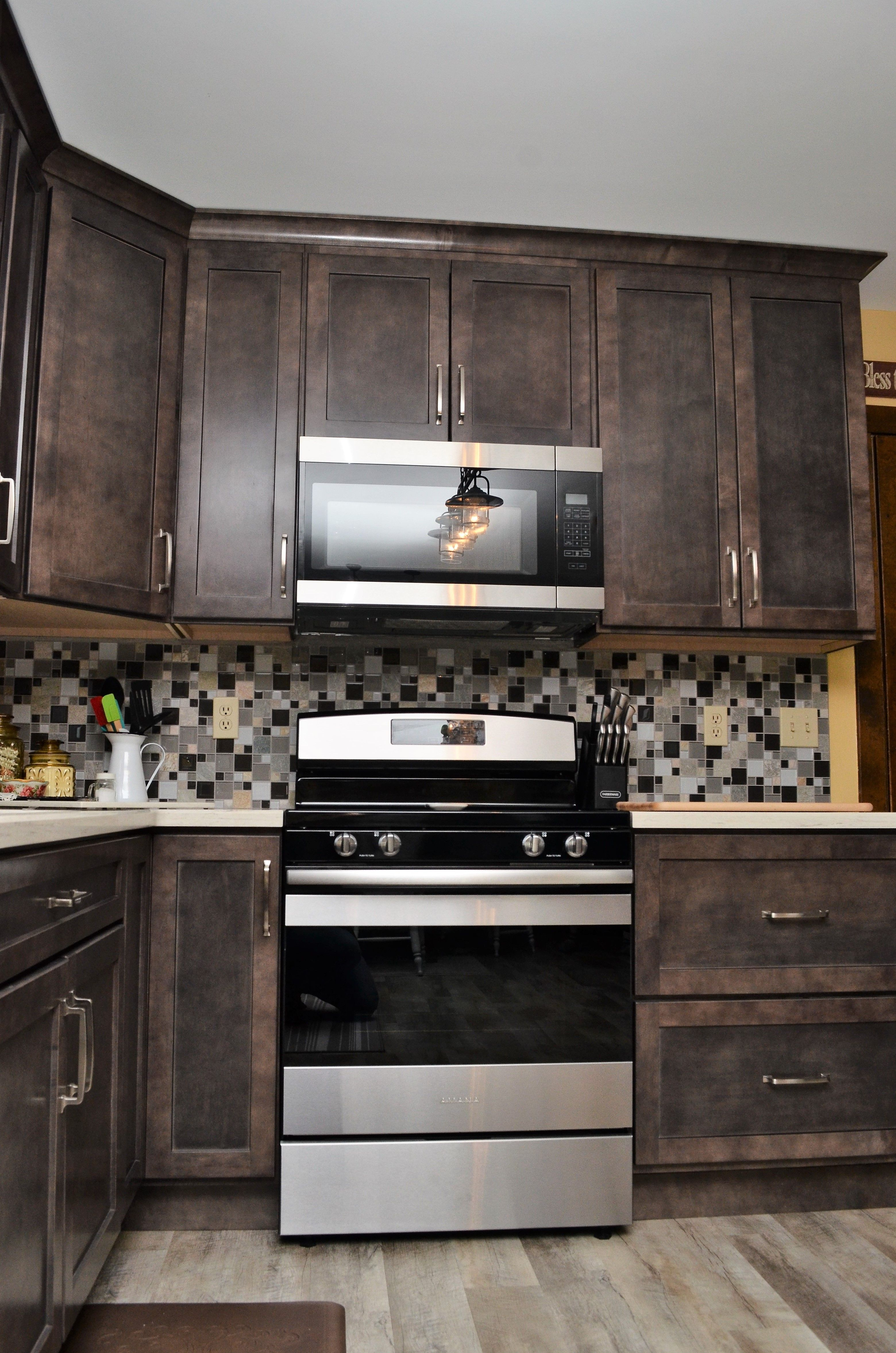 Haas Signature Shakertown Caraway Cabinetry Kitchen Cabinets Kitchen