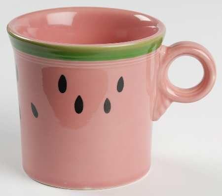 Mug in Fiesta Watermelon