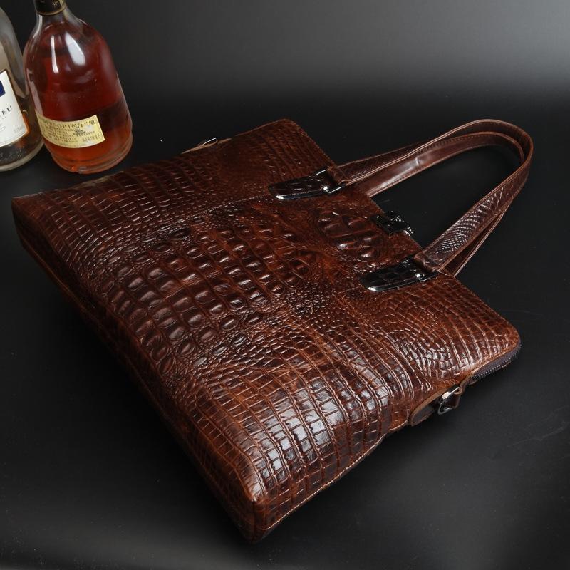 63.75$  Watch more here  - Quality Men Messenger Bags Packet Men Messenger Bags Handbag Bags For Men Alligator Pattern