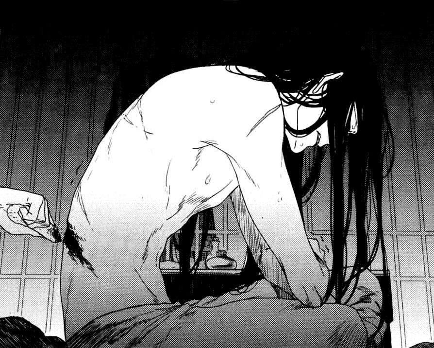 """old anime manga: Old Xian """"Duānmù Yè"""""""