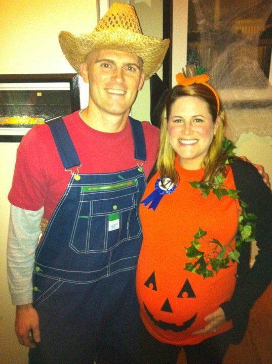 pregnant pumpkin costume this would be perfect for me  my boyfriend - halloween costume ideas for pregnancy