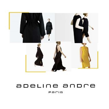 Fashion Designer Adeline Andre, Ready to Wear Designer #fashiondesigner #designer #adelineandre