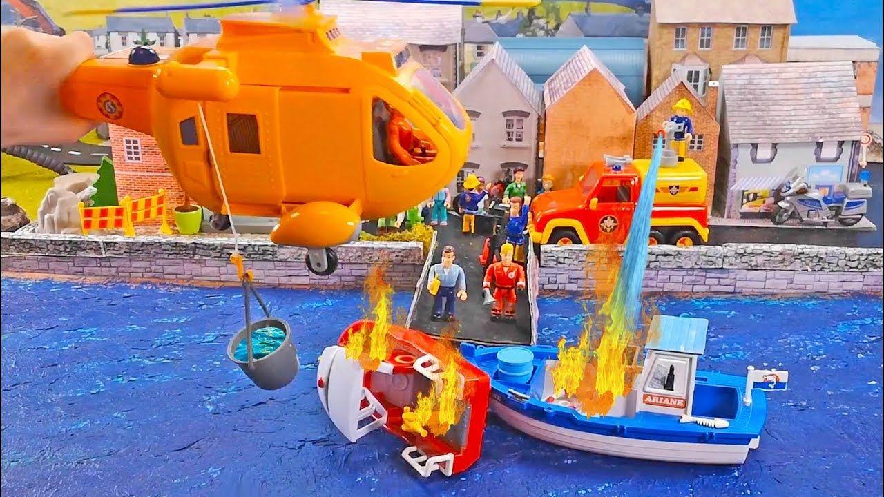 Sam Feuerwehrmann Spielzeug