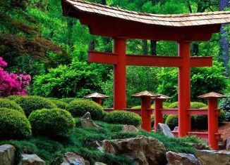 8 Elements Of The Japanese Gardens Japanese Garden Most