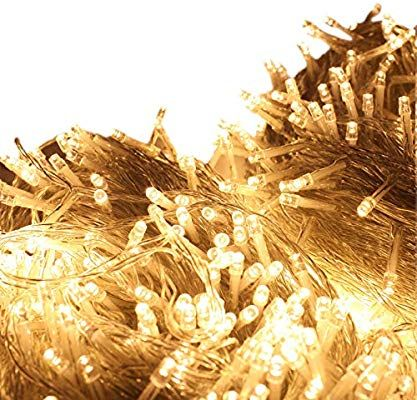 MORO 100M 8 Modes 500 LEDs Christmas Fairy String Light Lighting