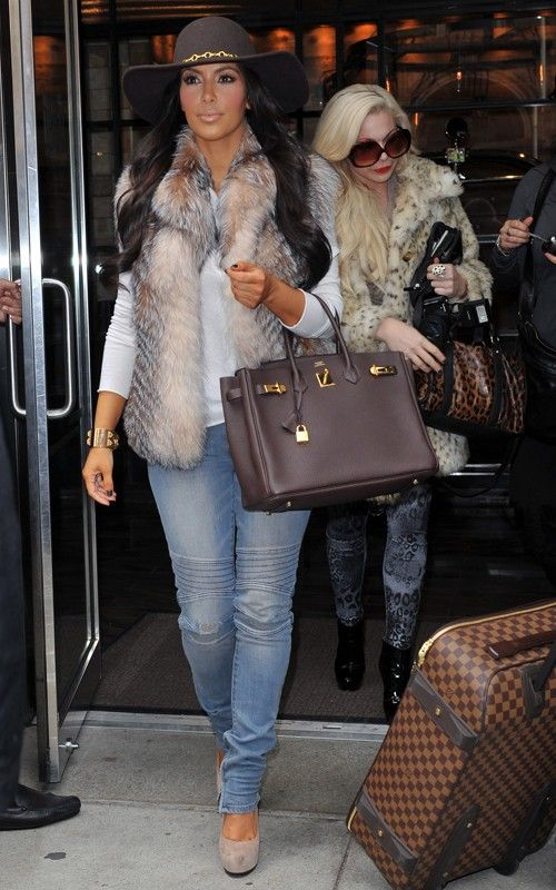 Kim Kardashian Nyc With Images