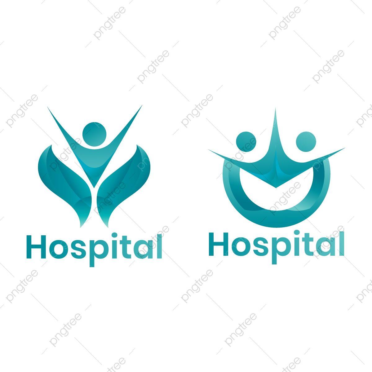 تصميم شعار المستشفى التجريدي Hospital Logo Logo Design Design