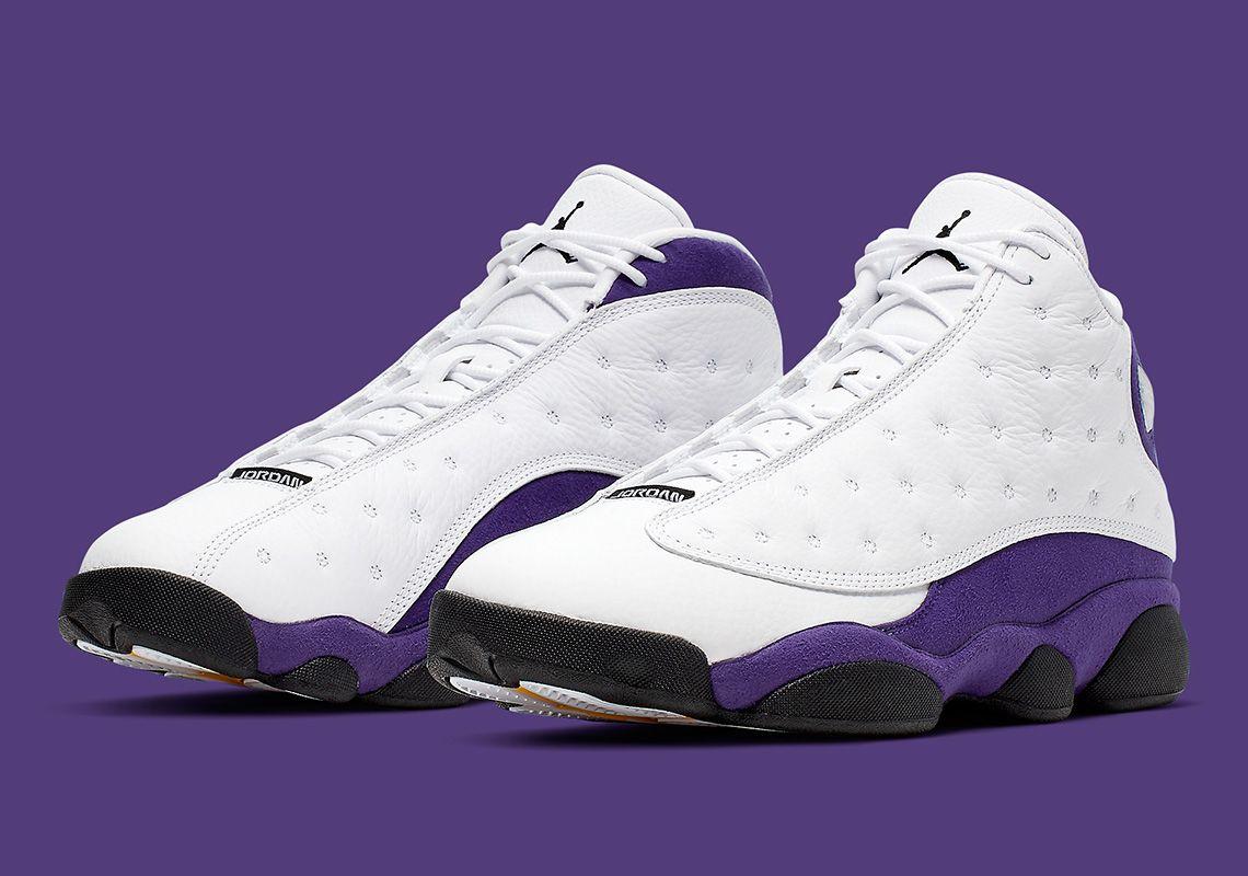Air Jordan 13 Lakers Rivals Pack 414571