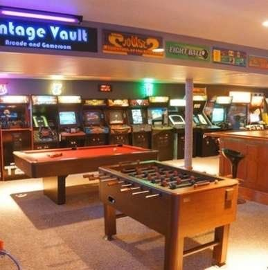 man oh man 7 unbelievable guy spaces game room on video game room ideas for adults id=68085