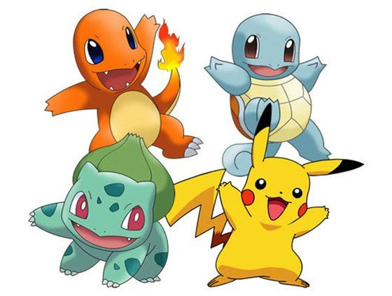 Charmander Squirtle Bulbasaur Pikachu Clevver Pokemon Cute Pokemon Wallpaper Pokemon Eeveelutions