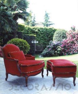 #red #interior #design  кресло Ceppi Style 2043, 2043