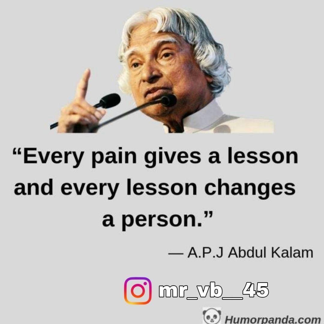 Tumblr In 2021 Kalam Quotes Apj Quotes Lesson Quotes