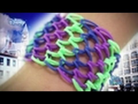 x600 Rubber Loom Bands Purple