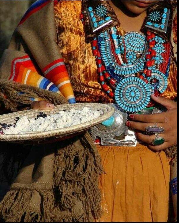 Navajo jewlery