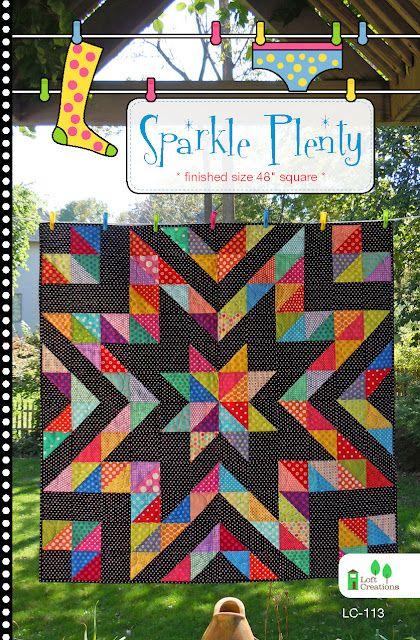Sparkle Plenty pattern
